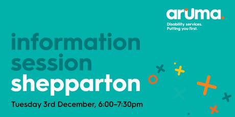 Shepparton Information Session tickets