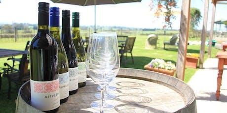 Yoga, Sound Healing + Wine Tasting at Ripplebrook Winery tickets