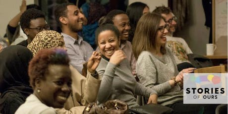 Stories of Our Racialized Identities tickets