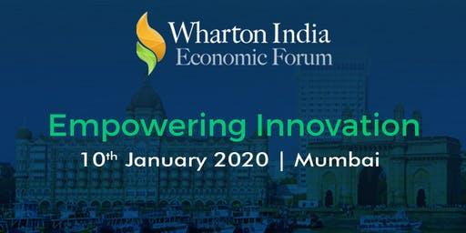 Wharton India Economic Forum | Mumbai Conference