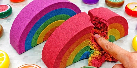 D.I.Y Sparkle Kinetic Sand  tickets
