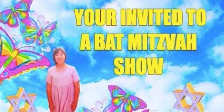 A Bat Mitzvah Comedy Show tickets