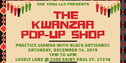 Kwanzaa Pop-Up Shop - Presented By Che Yoga LLC