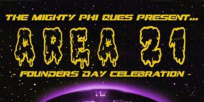 Area 21 Founders' Day Celebration