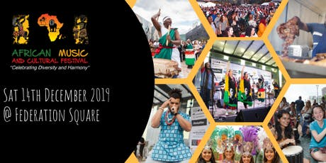 African Music & Cultural Festival tickets
