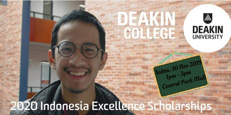 Chat Session with Deakin College (Australia) tickets