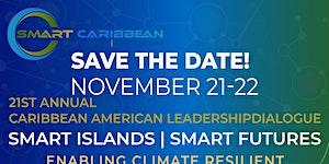 INVEST SMART CARIBBEAN 2019:SMART ISLANDS   SMART...