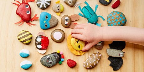 Make Your Own Pet Rock tickets