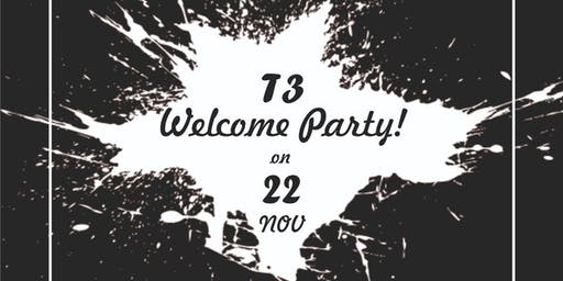 T3 Welcome Party-DUICG
