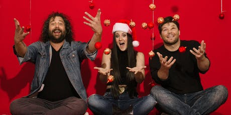 Christmas Concert with Danielle Todd, Grady James and Mike Todd tickets
