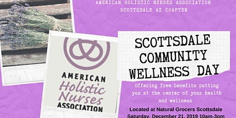 Scottsdale Community Wellness Day tickets