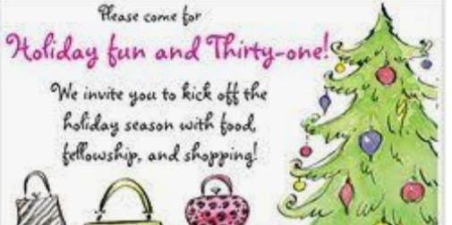 Holiday Fun With Thirty-One