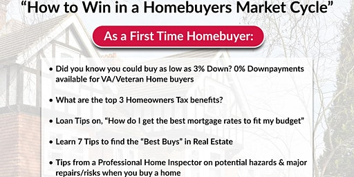 How to Win in a Home buyers Market Cycle