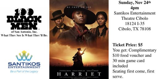 Private Screening of Harriet w/Discussion Before