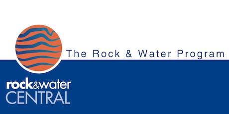 Rock and Water Program  | Darwin | Focus on Primary Schools | October 2020 tickets