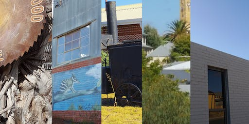 Discover the Knutsford Area & Fremantle Industrial Arts Quarter (Walk Tour)