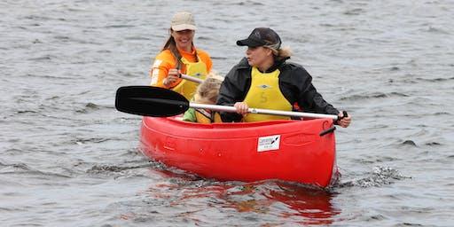 Level 1 Flat Water (Canoe/Kayak) - 2 day course