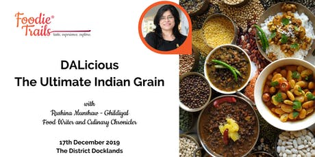 DALicious The Ultimate Indian Grain tickets