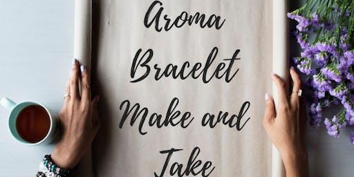 Aroma Bracelets Make & Take