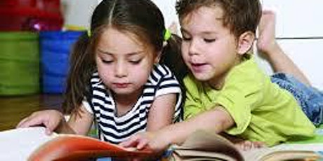 Preschool Storytime, Ages: 3 - 5, FREE tickets