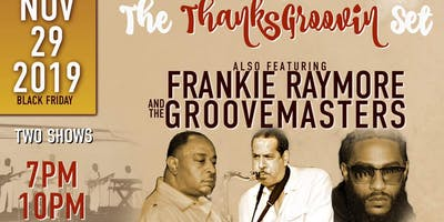 Family Affair = Thanksgrooving
