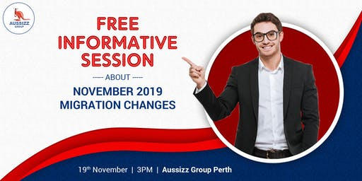 Informative Seminar about November 2019 Migration Changes