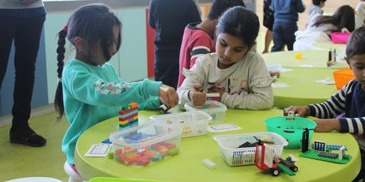 LEGO Learners, Ages 6-12, FREE