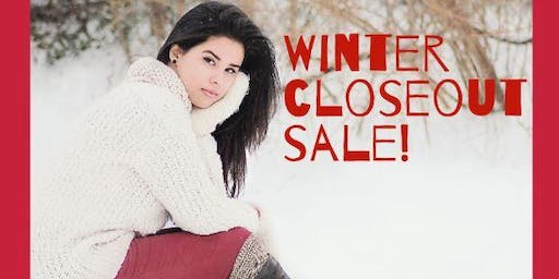 Winter Clothing Closeout Sale - Enhance Your Wardrobe and Empower Women!