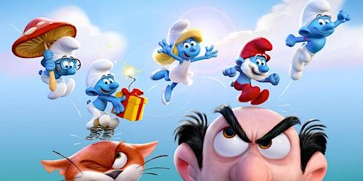 Smurfs Mushroom Party