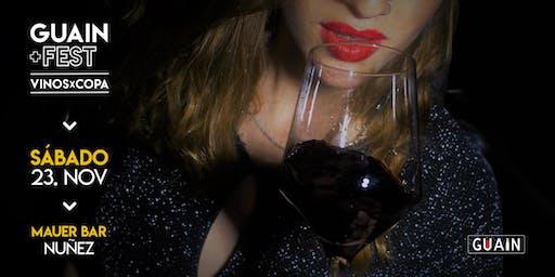 GuainFest! VINOS x COPA + Wine Cocktails + Música + Juegos!