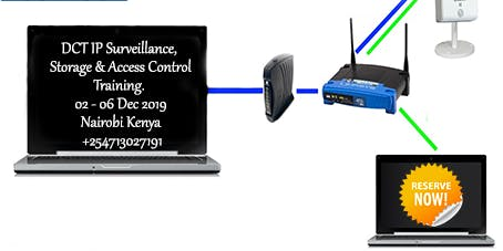 DCT IP SURVEILLANCE, STORAGE & ACCESS CONTROL TRAINING