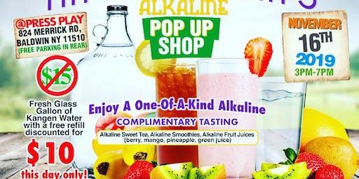 Alkaline Pop Up Shop