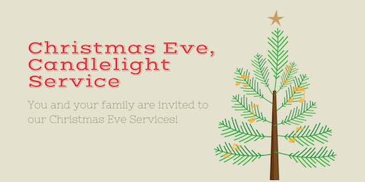 Christmas Eve, Candlelight Service