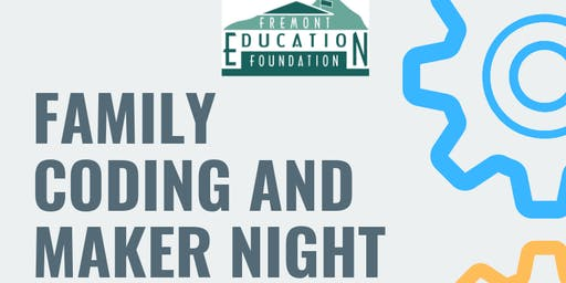 2019 Warm Springs Coding and Maker Night