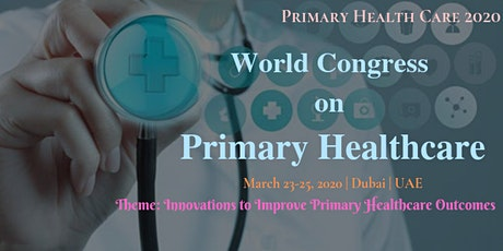 World Congress on Primary Healthcare tickets