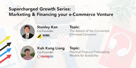 Marketing & Finance for e-Commerce Entrepreneurs tickets
