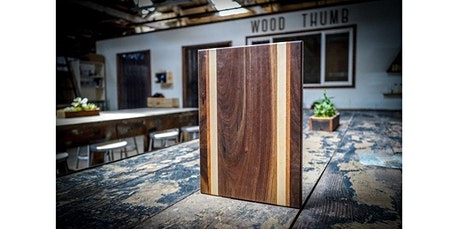 Woodworking: Rainbow Cutting Board Workshop (07-07-2020 starts at 6:00 PM) tickets