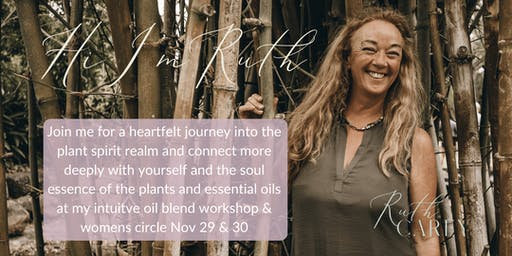 Womens Circle & Intuitive Blend Workshop