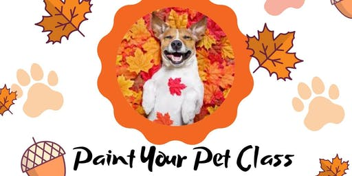 Paint Your Furry Friend at K9 Cafe
