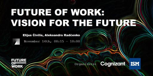 Future of Work meet-up: vision for the future