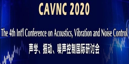 The 4th Int'l Conference on Acoustics, Vibration and Noise Control