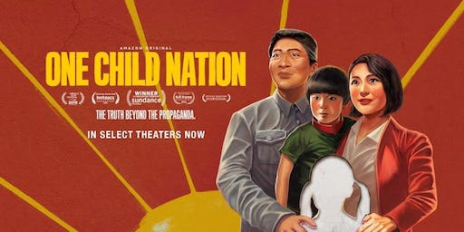 One Child Nation - Adelaide Premiere - Sun 8th December