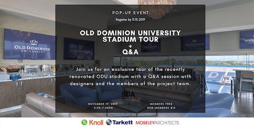 IIDA VAWV: ODU Stadium Tour