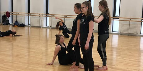 FREE TASTER SESSION FOR DANCE STATION Youth Dance Company - The Dance Network Association CIC  tickets