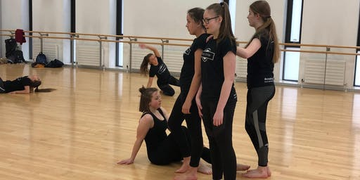 FREE TASTER SESSION FOR DANCE STATION Youth Dance Company - The Dance Network Association CIC
