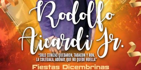 Rodolfo Aicardi Jr En Concierto tickets
