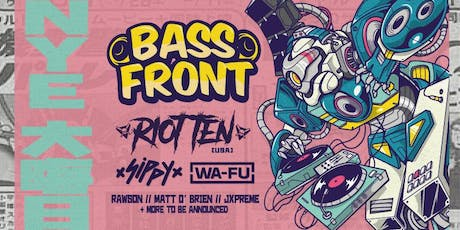 BASSFRONT NEW YEARS EVE tickets