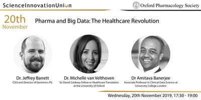 Pharma and Big Data: The Healthcare Revolution
