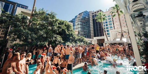 The Ultimate Xmas Eve Pool Party (Official)