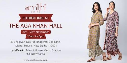 Amithi Online Delhi Exhibition